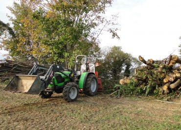 Abattage et travaux forestiers en pays de Savoie, Isère, Ain